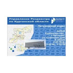В Петуховском районе в текущем году приватизировано только 26 жилых объектов