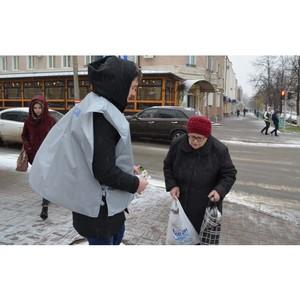 Активисты ОНФ в Мордовии провели акцию «Подарок маме»