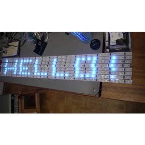 Как недорого сделать программируемую светодиодную подсветку?