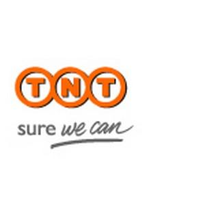 TNT Express помогает Деду Морозу