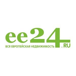 ee24.ru обогнал конкурентов и  стал порталом №1 по зарубежной недвижимости