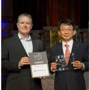 LG Optimus G Pro удостоен награды  «Лучшее устройство LTE»  на конференции LTE World Summit-2013