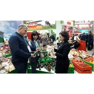 «Тульский пивзавод» стал участником выставки «Золотая осень»