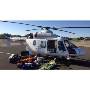 В России разработали автономную мобильную систему для ночного старта вертолетов