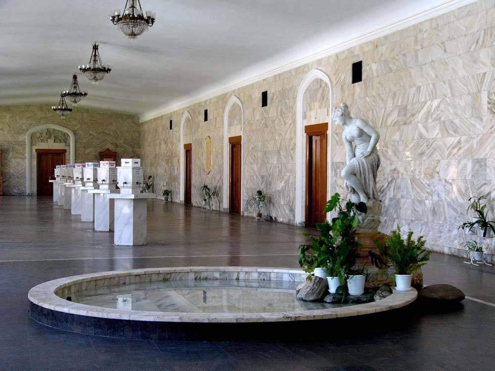 Что посмотреть в Кисловодске: Нарзанная галерея.