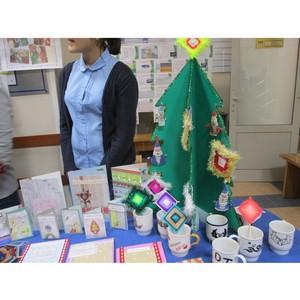 Представители АО «ПО «УОМЗ» приняли участие в благотворительной ярмарке