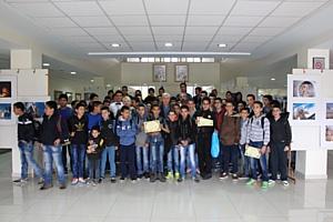 Русская гуманитарная миссия: один год в школах Палестины
