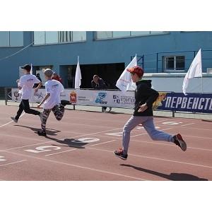 Всероссийская акция Народного фронта «ГТО со звездой» прошла в Челябинске