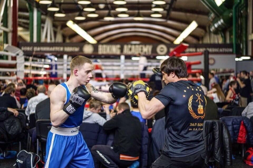 Студент Дзержинского филиала РАНХиГС стал призером Всероссийских соревнований по боксу