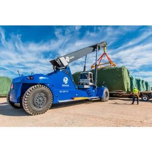 Geodis перевозит турбины Siemens