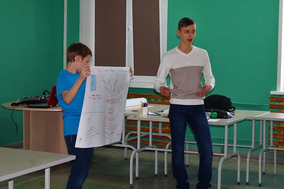 """Участники """"Нулевого километра"""" рассказали Новоуральским добровольцам о самомотивации"""