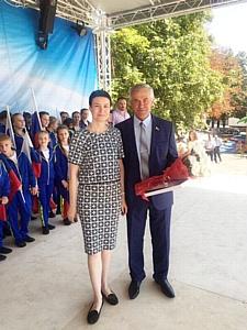 Город Миллерово широко отметил свой юбилей