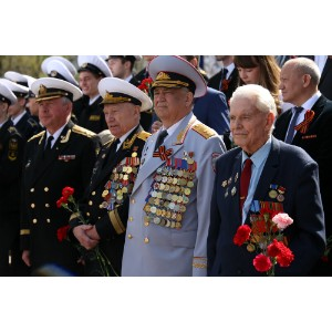 День Великой Победы в столице Поволжья