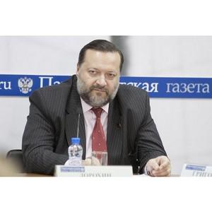 П.С. Дорохин: «Повышая пенсионный возраст, правительство одновременно сокращает рабочие места»