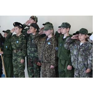 В Нижнем Новгороде прошел первый слет детских морских объединений