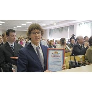Молодые ученые вуза получили премии губернатора Свердловской области