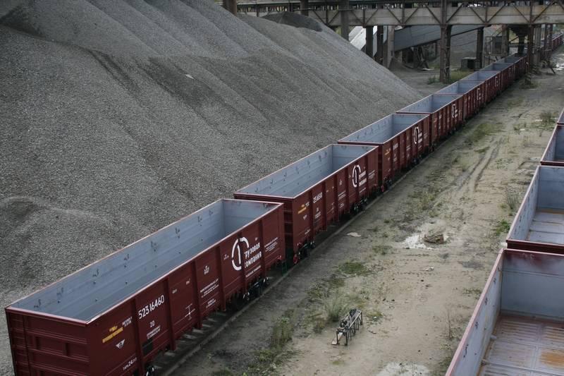 ПГК увеличила объемы перевозок каменного угля с Юга России