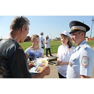 Активисты ОНФ в Белгородской области присоединились к всероссийской акции «Дорога в школу»