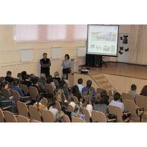 МЭС Северо-Запада наградили победителей Энергетической викторины для старшеклассников