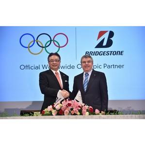 Официальным поставщиком шин для Олимпийских игр станет Bridgestone