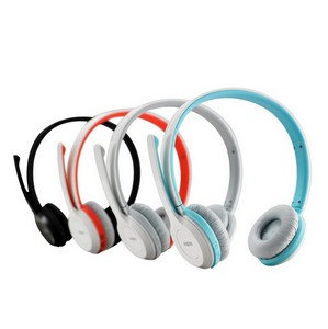 Разноцветный звук: беспроводные стереонаушники Rapoo H8030