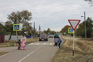 Власти Чесменского района Челябинской области учли предложения ОНФ по обустройству дорог вблизи школ