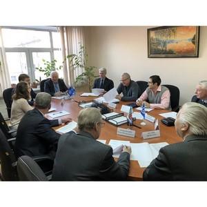 Расширенное заседание оргкомитета по подготовке  конференции