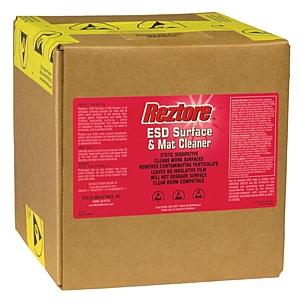 Средство для очистки антистатических (ESD) покрытий и ковриков Reztore™ от Vermason