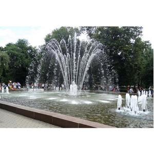 В России официально закрылся сезон фонтанов