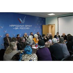 Волгоградские активисты ОНФ обсудили проблемы садоводческих некоммерческих товариществ