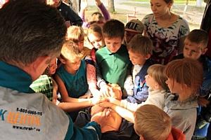 Костромские энергетики МРСК Центра проводят «безопасные» игры
