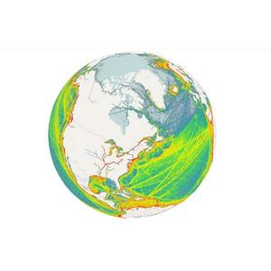 OWM AIS: анализ морского траффика  для получения бизнес-информации