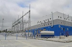 Построены заходы линии 220 кВ Адлерская ТЭС – Дагомыс на РП 220 кВ Черноморская