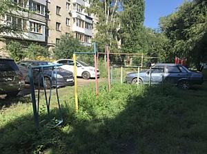 Эксперты ОНФ провели рейд по детским площадкам во дворах многоквартирных домов Воронежа