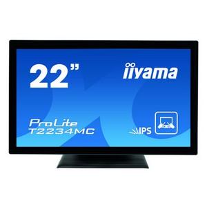 Сенсорный 22-дюймовый монитор с IPS-матрицей iiyama T2234MC