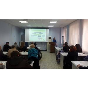 20 октября в Филиале ФГБУ «ФКП Росреестра» по Ставропольскому краю проведена платная лекция