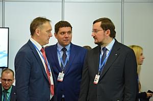 Представители делового сообщества Санкт-Петербурга приняли участие в КЭФ-2017.