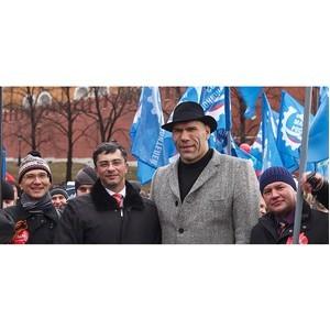 Николай Валуев станет послом ГТО на «Инженерах будущего»