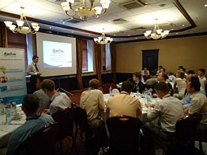 Компания «Андэк» собрала ИБ-директоров на бизнес-завтрак
