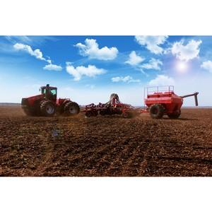 Аграрии холдинга «Солнечные продукты» начали посевную кампанию