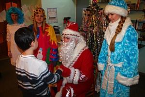 Акция «Подари ребенку праздник — 2016»