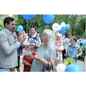 Ростовская АЭС: атомщики поздравили жителей Волгодонска с Днем рождения любимого города