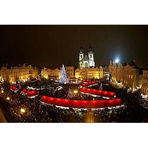 Ресторан&auto-corner «Koonjoot»  дарит зимний тур в Прагу!