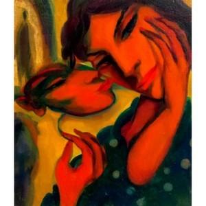«Краски нового мира».  Алексей Чернегин (Чера). Выставка картин