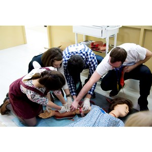 КФУ приглашает студентов к участию во Всероссийской олимпиаде по оказанию первой медицинской помощи