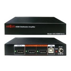 VEGA представляет ABtUS AVA-HDMI12/A-G и AVA-HDMI14/A-G