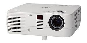 Проектор NEC VE281X: ничего лишнего!