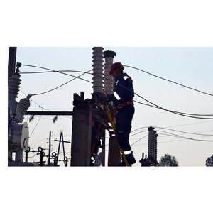 Все потребители Топкинского района получают электроэнергию в полном объеме
