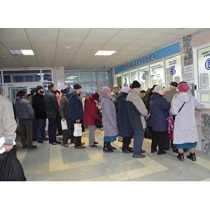 """Ёксперты ќЌ' провели повторный мониторинг качества услуг в поликлиниках """"ел¤бинска"""