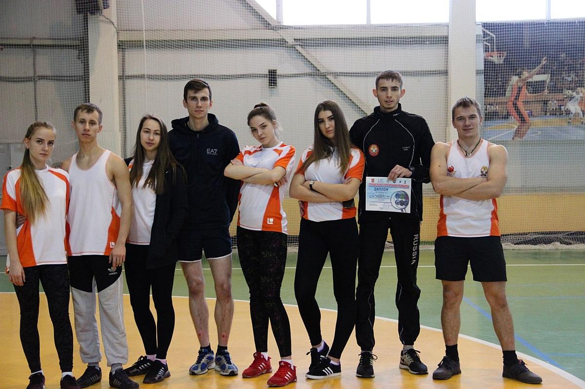 Спортсмены РАНХиГС приняли участие в заключительном этапе городской спартакиады молодежи